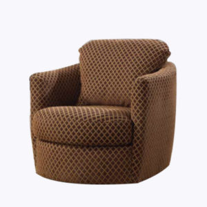 Accent Chair with Loose Pillow