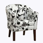 Accent Chair – Picture Fabric