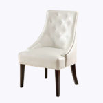 Lounge Accent Chair – White