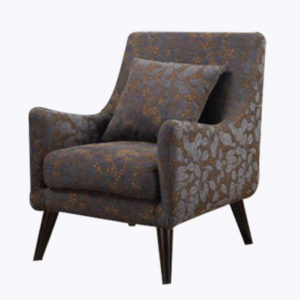 Accent Chair – Floral