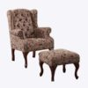 broadway accent chair