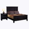 elegant style bed