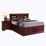Dovel Storage Bed