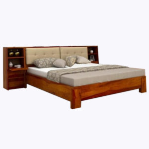 Rea Glamour Bed