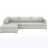 supreme sectional sofa