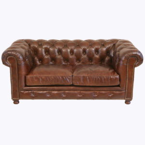 Crystal Leather Sofa
