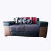 foreshore leather sofa