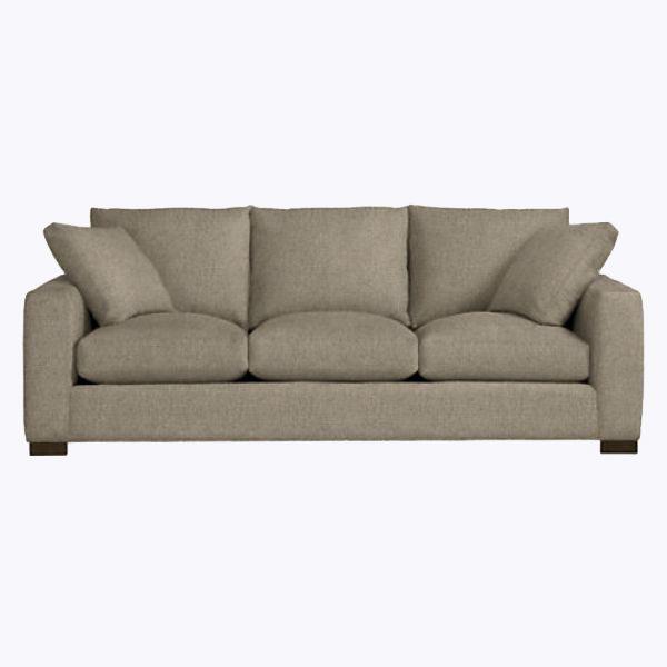 skyline transitional sofa