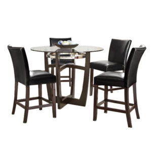 Blake Dining Set – Black