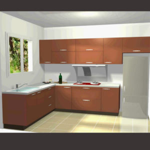 Modular Kitchen – MK20017001