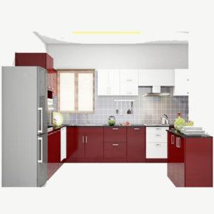 Modular Kitchen – MK20017007