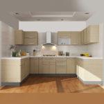 Modular Kitchen – MK20017016
