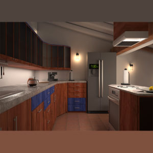 Modular Kitchen – MK20017024