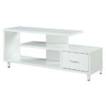 Alvaro TV Stand – White